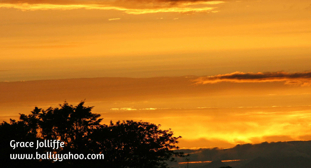 beautiful-Irish-sunset